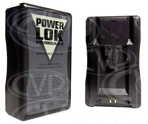 PowerLok PLV-95 battery