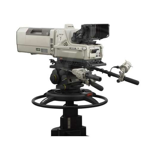 Sony HDC-2000W (HDC2000W) 3G Double-Speed Multi-Format HD Studio System Camera