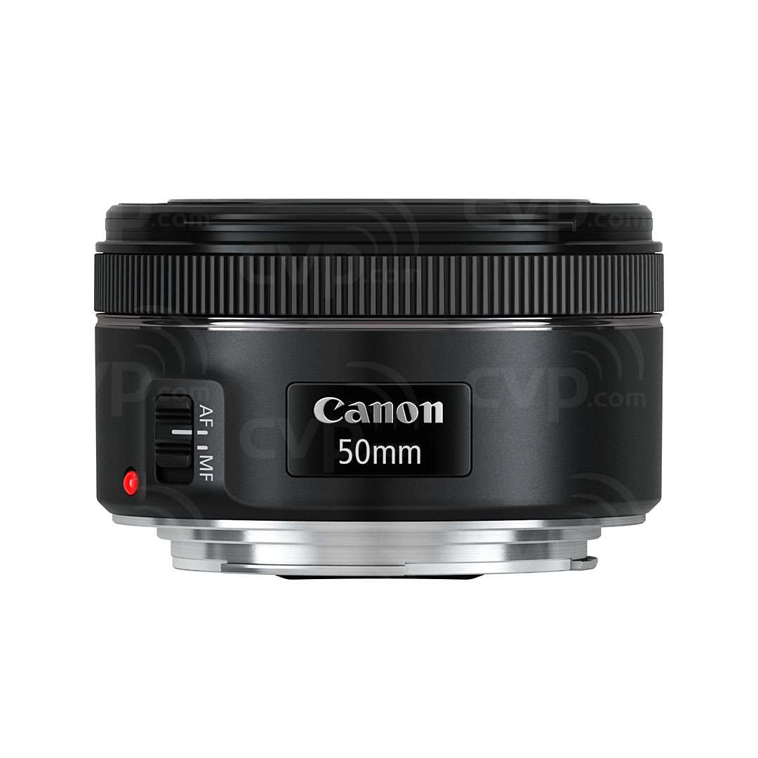 Buy - Canon 50mm f/1.8 STM, EF Mount Lens featuring a 7 ...