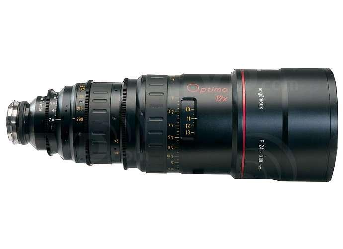 Angenieux Optimo 24-290 T2.8 PL Mount Electronic Cinema Zoom Lens