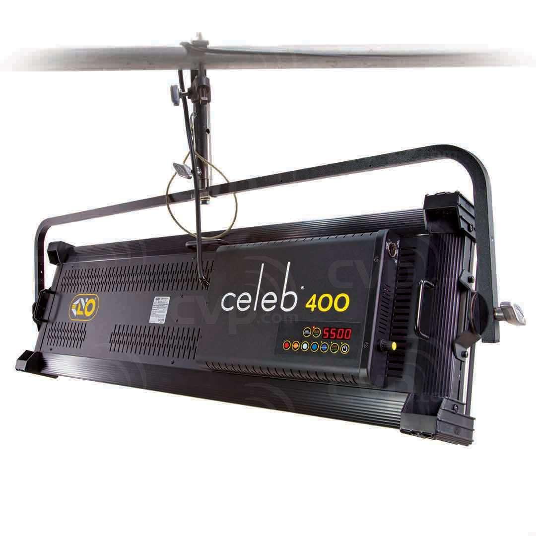 Kino-Flo CEL-401Y-230U Celeb 401 DMX LED Soft Light - Yoke