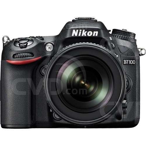 Nikon D7100 with 18-105VR Lens (VBA360K001)