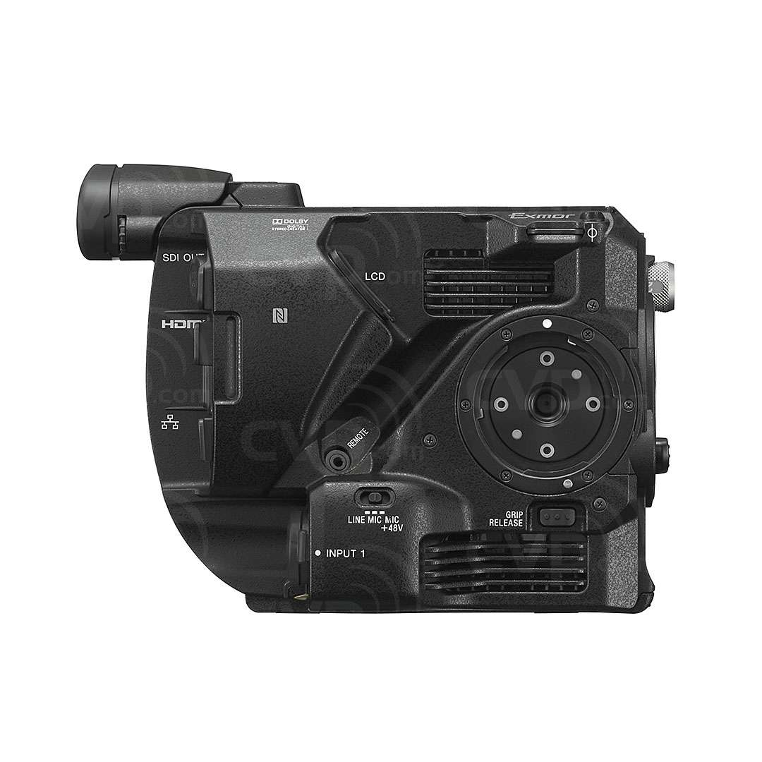 Sony PXW-FS5 (PXWFS5) 4K Super 35 Exmor CMOS Sensor E-Mount