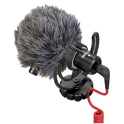 Rode VideoMicro Compact Microphone Designed for Smaller Cameras and Mobile