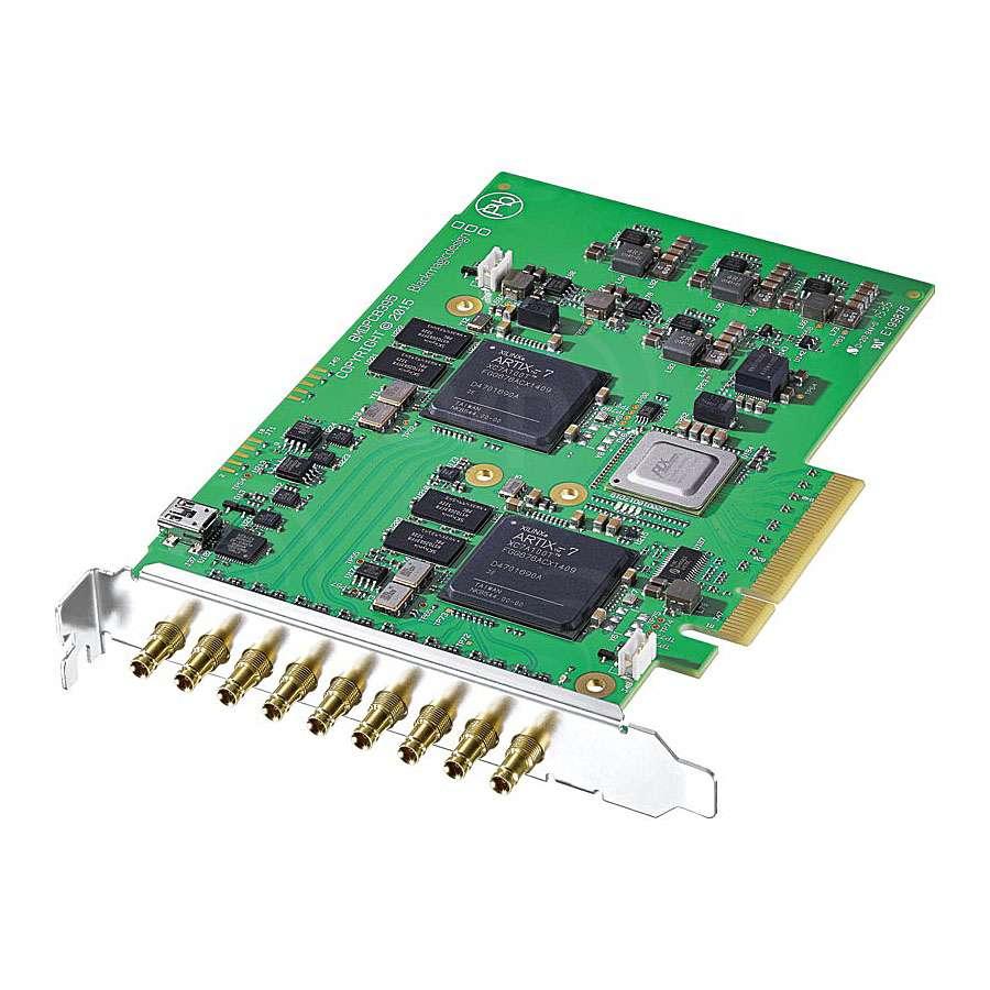 Blackmagic Design DeckLink Quad 2 - 8 Channel PCIe Video