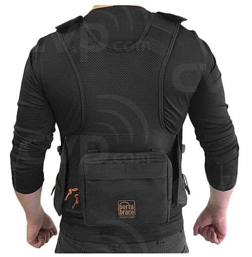 PortaBrace ATV-633 (ATV-633) Audio Tactical Vest Compatible with the Sound