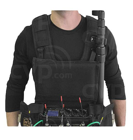 PortaBrace ATV-633 (ATV-633) Audio Tactical Vest Compatible with the Sound Devices 633 Mixer/Recorder