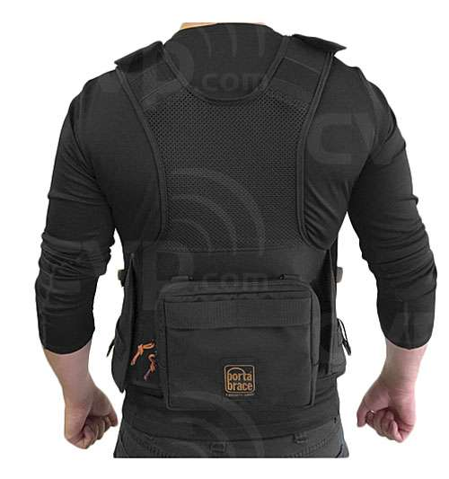 PortaBrace ATV-688 (ATV688) Audio Tactical Vest Compatible with the Sound