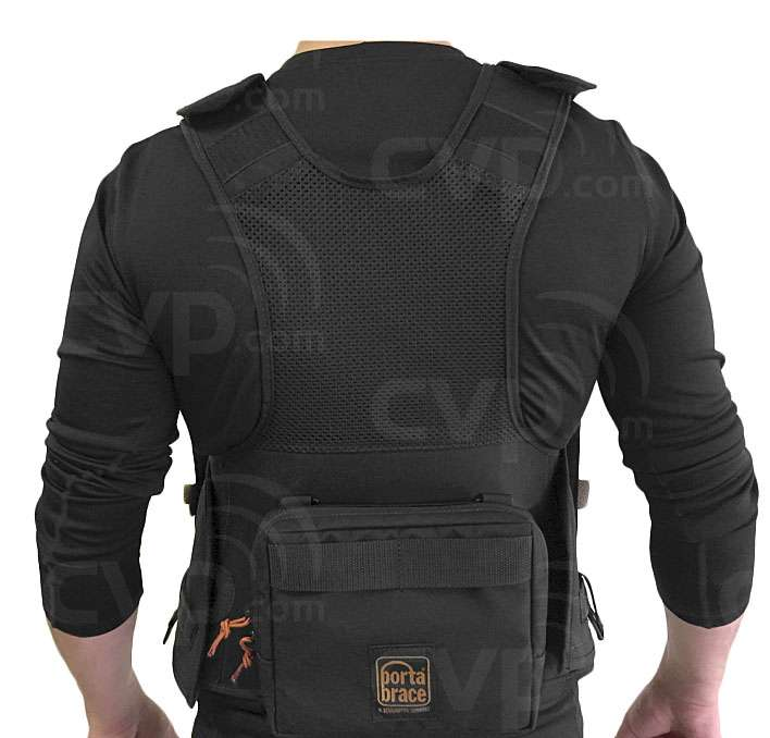 Portabrace ATV-Z8 (ATVZ8) Audio Tactical Vest for the Zoom F8