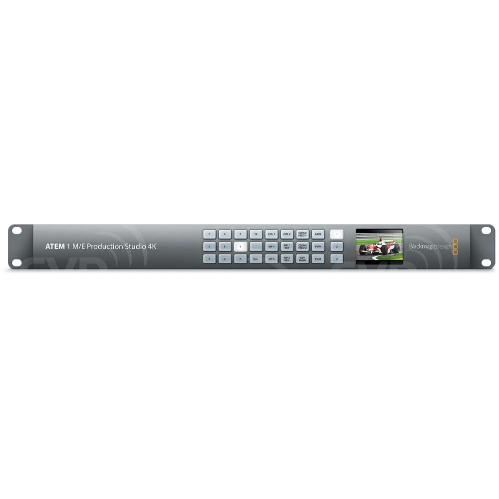 Blackmagic Design (BMD-SWATEM1ME4K) ATEM 1 M/E Production Studio 4K
