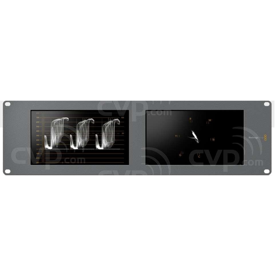 Blackmagic Design (BMD-HDLSMTWSCOPEDUO4K) SmartScope Duo 4K