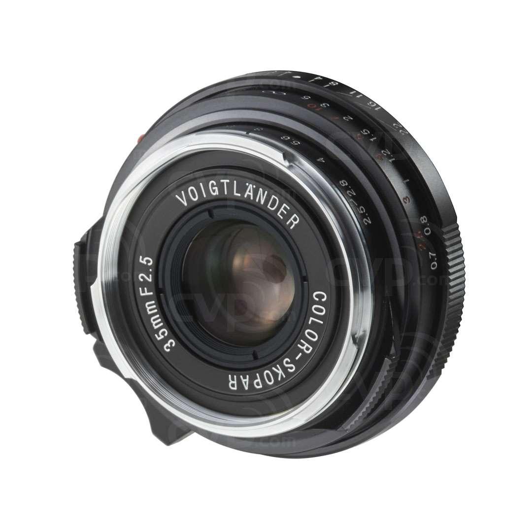 Voigtlander 35mm F2.5 vm