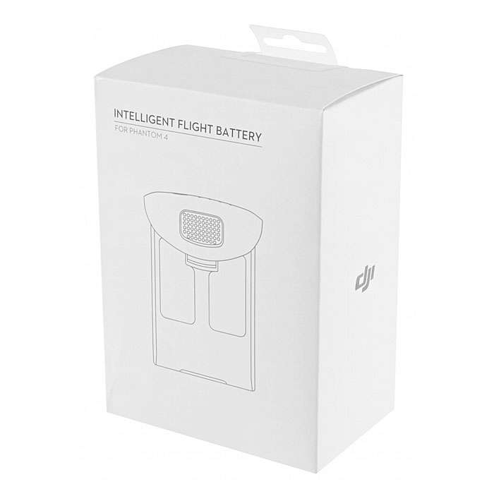 DJI Phantom 4 Intelligent Flight Battery 5350mAh (p/n DJI-PHANTOM-4-BATTERY)