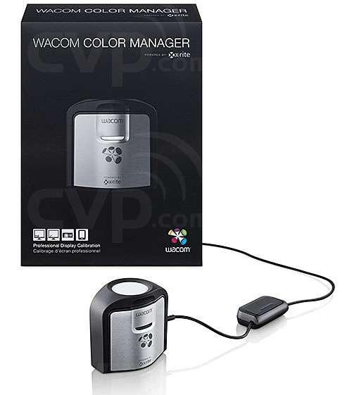 Wacom Colour Manager