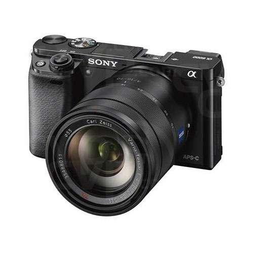 Sony Alpha a6000 24.3MP Digital Camera with Zeiss ZA 16-70mm
