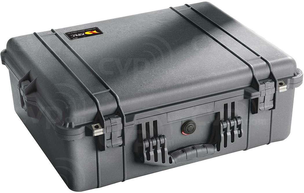 Peli 1600 Case - No Foam