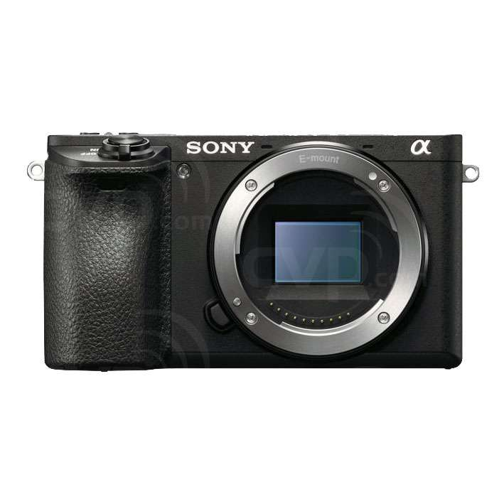 Sony Alpha a6500 24.2MP Mirrorless Digital Compact System Camera Body