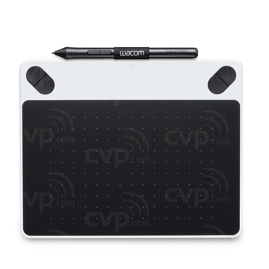 Wacom WAC-CTL490DWS - Intuos Draw - Creative Pen Tablet Small
