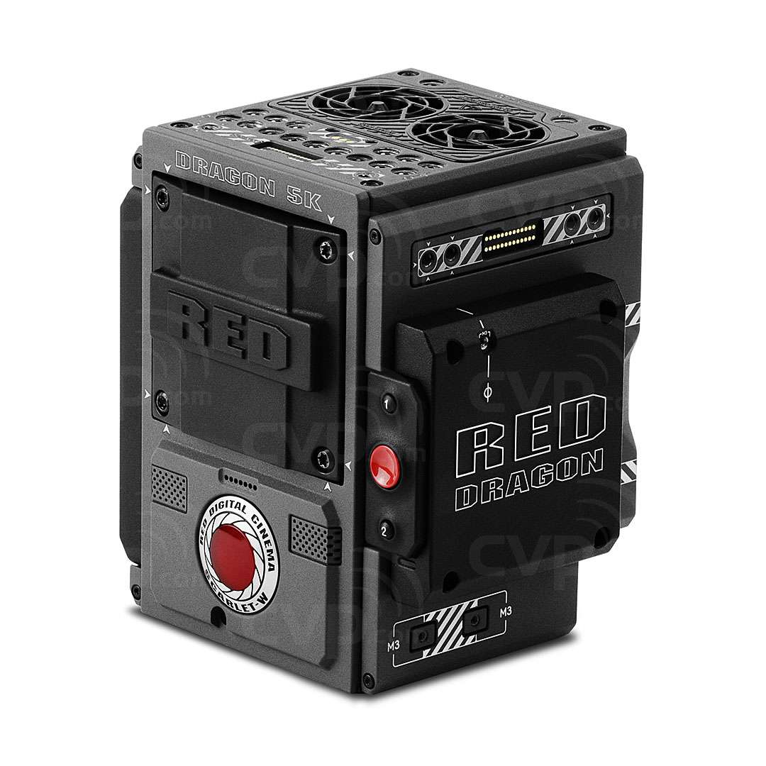 RED SCARLET-W 5K 13.8MP Digital Cinematography Camera - Brain Only