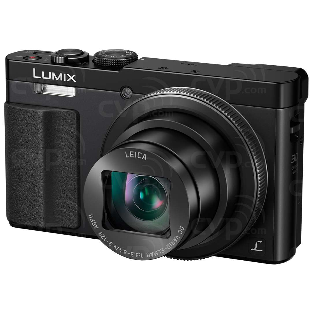 Panasonic Lumix DMC-TZ70 12.1MP Digital Camera with 30x Optical Zoom