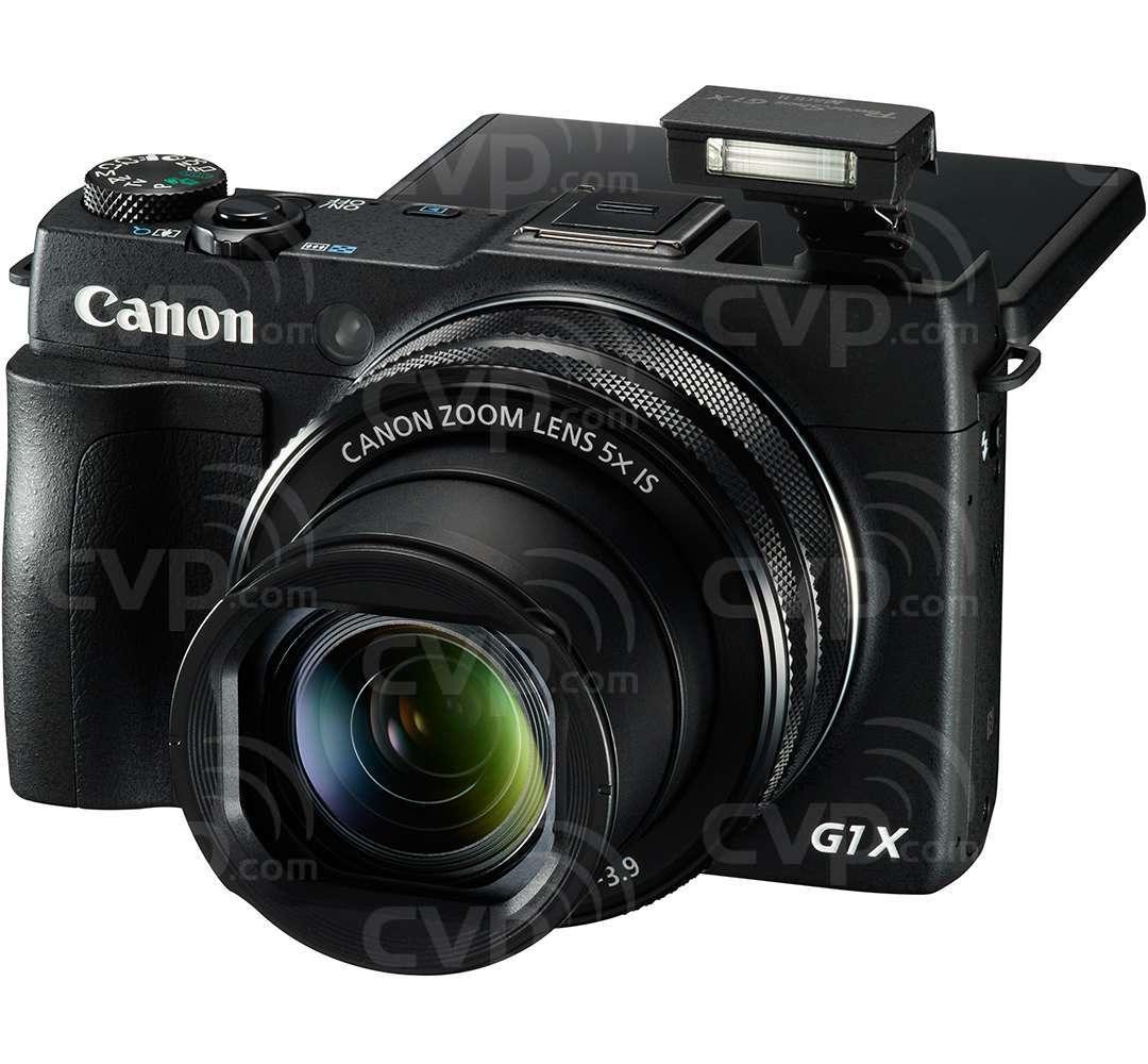 Canon PowerShot G1 X Mark II (Enhanced Grip Edition) 12.8MP