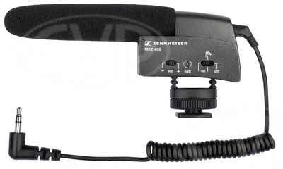 MKE 400 Small Shot Gun Microphone