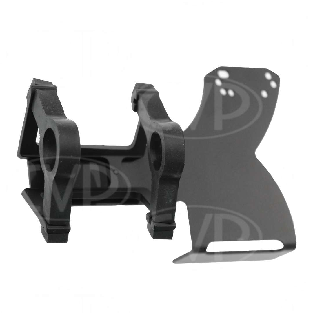 CineDesign BRKT3 Microphone offset (off-set) bracket for mounting gun mic