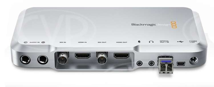 Blackmagic Design ATEM Camera Converter - Extend your SDI &