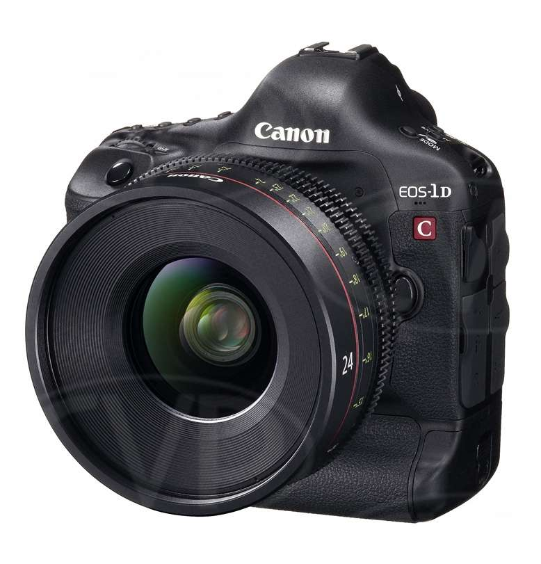 Canon EOS-1D C 4k 35mm CMOS Sensor DSLR Camera - body only