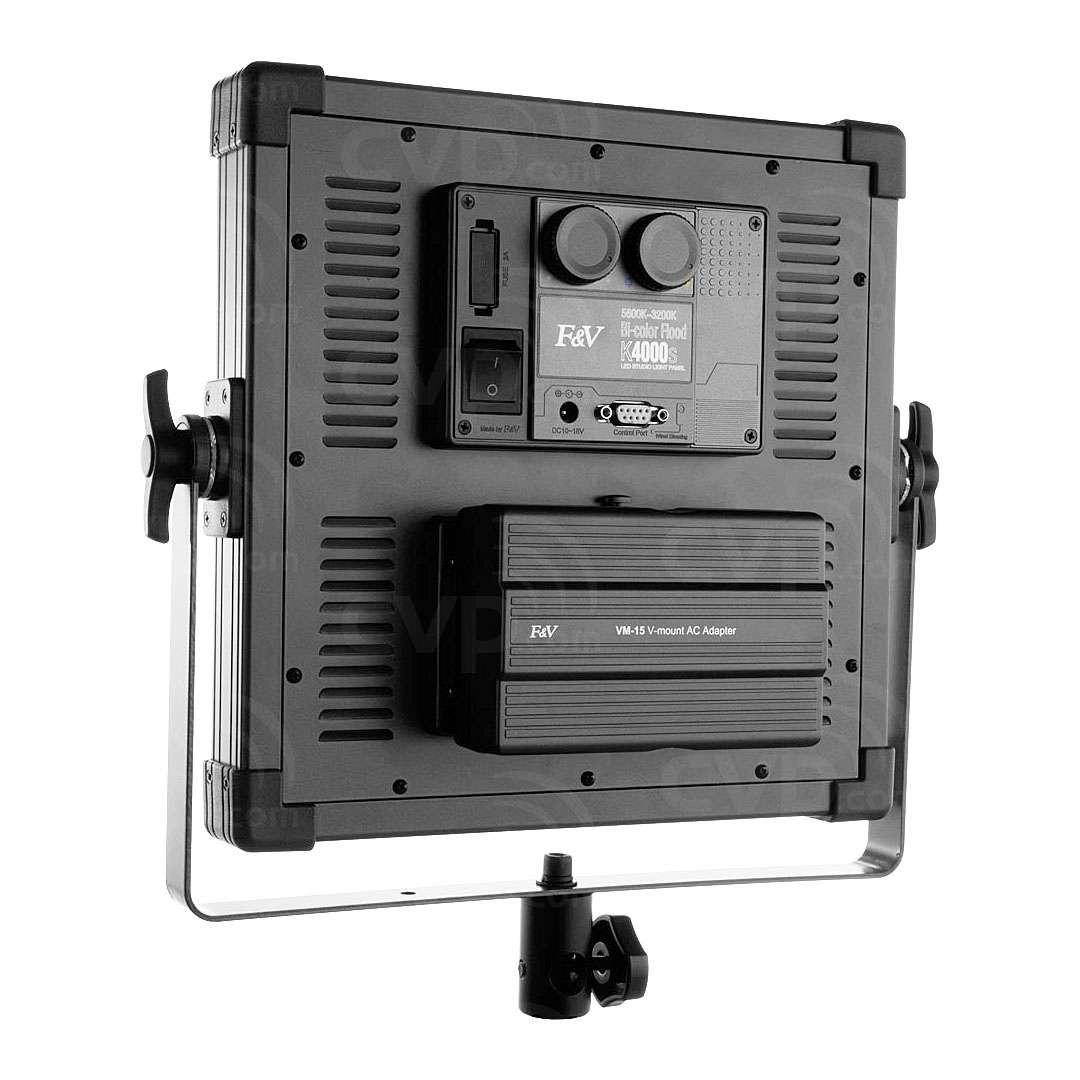 F&V K4000S (K-4000S) 3200K to 5600K Bi-Color LED Studio Panel