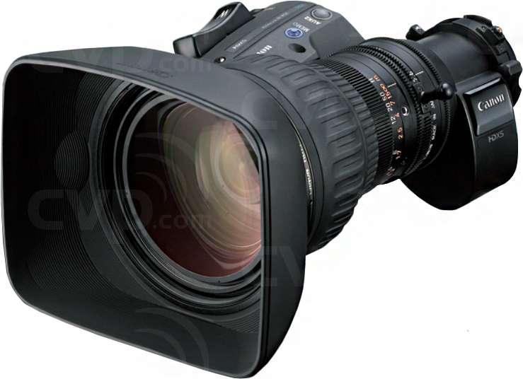 Canon HJ22ex7.6B IRSE