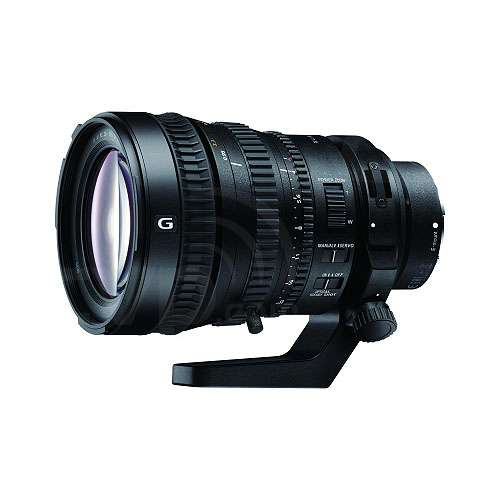 Sony SELP28135G (SEL-28135G) 35mm full frame powered E-mount zoom lens
