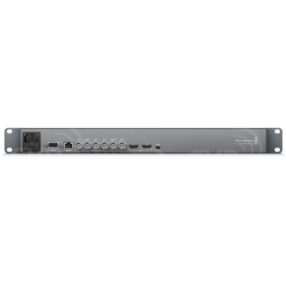 Blackmagic Design HyperDeck Studio 2, Professional VTR Solid State Recorder