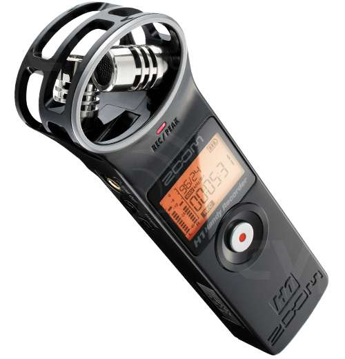 Zoom H1 Handy Recorder MKII