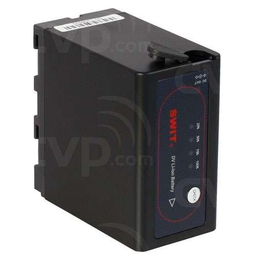 Swit (S-8972) Sony NP-F Style DV Battery with Pole Jack