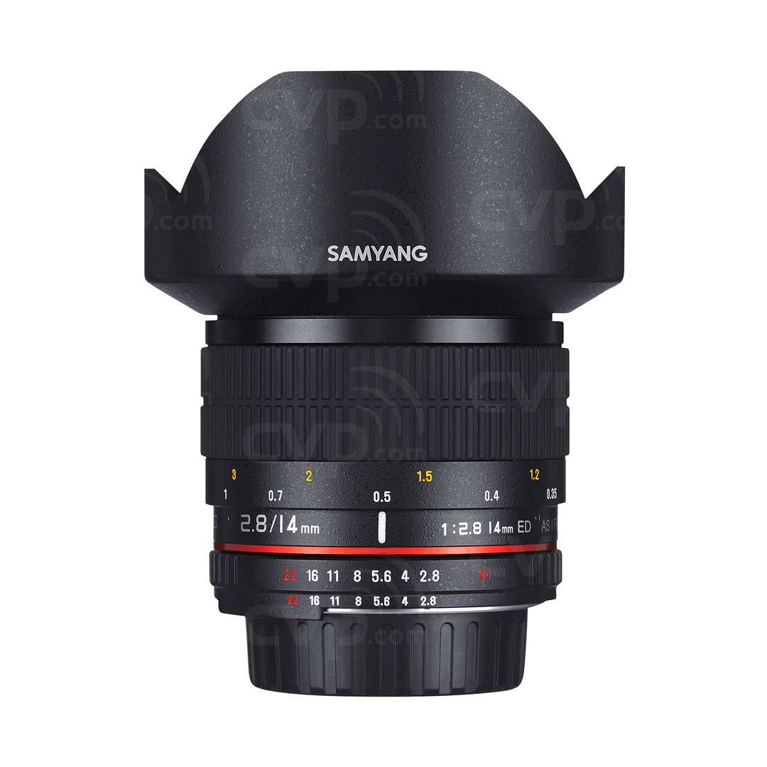 Samyang 14mm f2.8 - Sony E