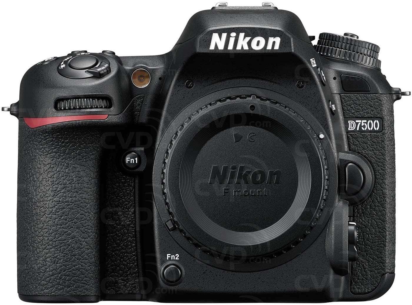 Nikon D7500 20.9 Megapixel DX-format Digital SLR Camera - Body