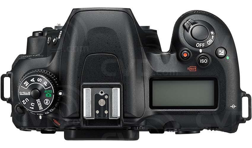 Nikon D7500 20.9 Megapixel DX-format Digital SLR Camera -