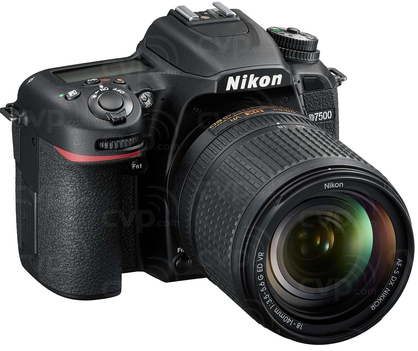Nikon D7500 20.9 Megapixel DX-format Digital SLR Camera with 18-140mm