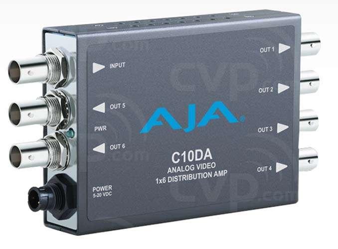 AJA C10DA Amplifier