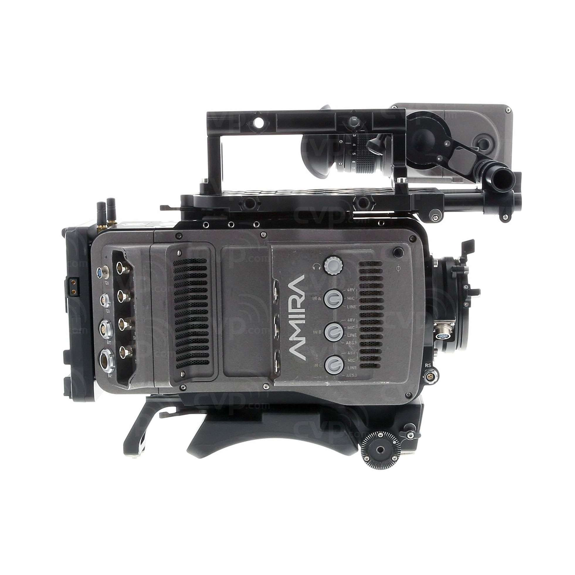 Pre-Owned ARRI AMIRA 200fps Documentary Style Pick up and Shoot