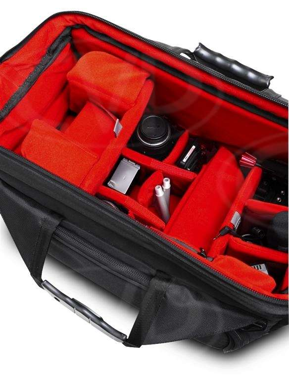 Petrol PD443 Dr. DSLR Camera Bag