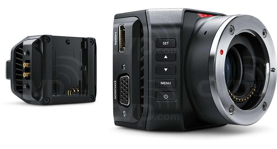 Micro 4K Studio Camera
