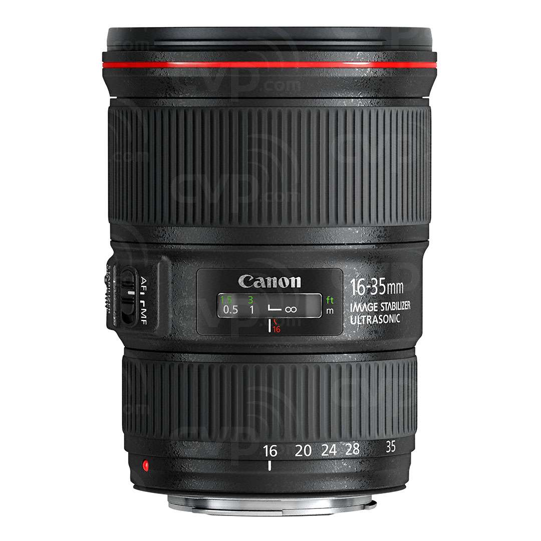 Canon EF 16-35mm f/4L IS USM ultra-wide angle zoom lens
