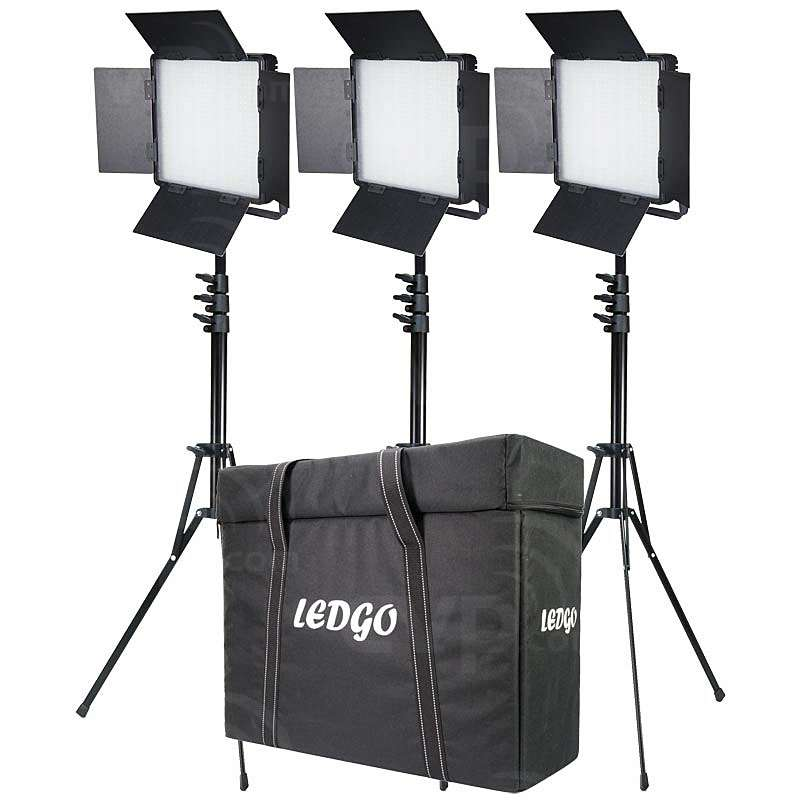 Datavision DVS-LEDGO-900BCLK3 (DVSLEDGO900BCLK3) Three LEDGO-600 Dual Colour Location Lighting Kit