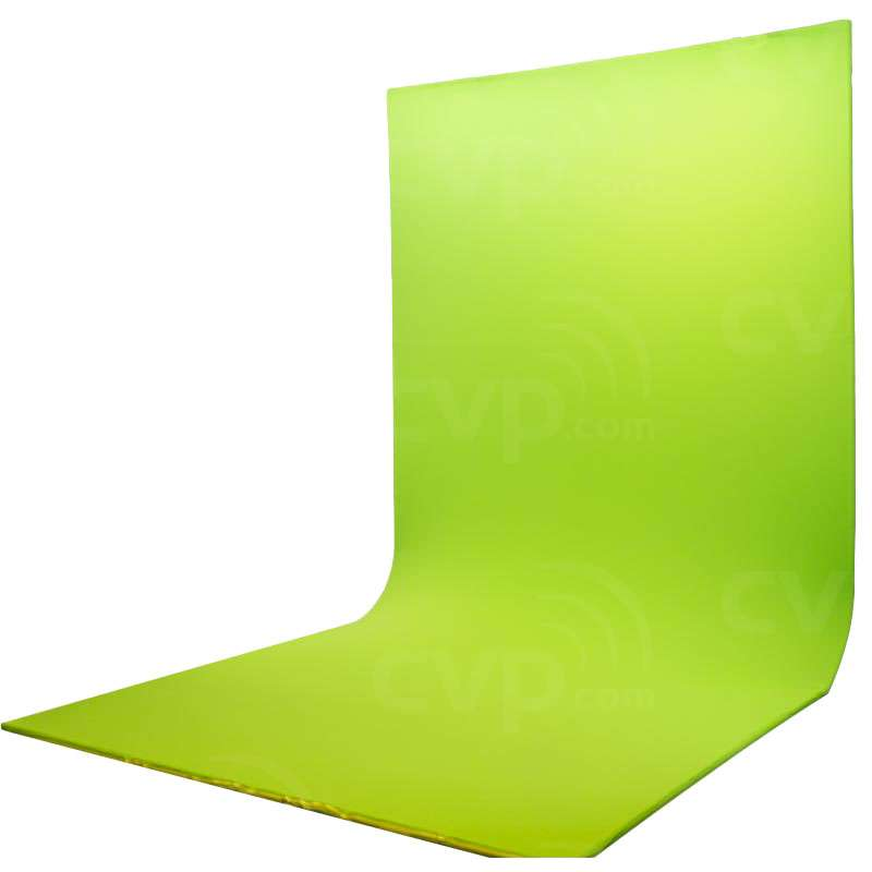 Datavision DVS-DARCML200 (DVSDARCML200) Self standing, L-Shaped Stage shaped curved green
