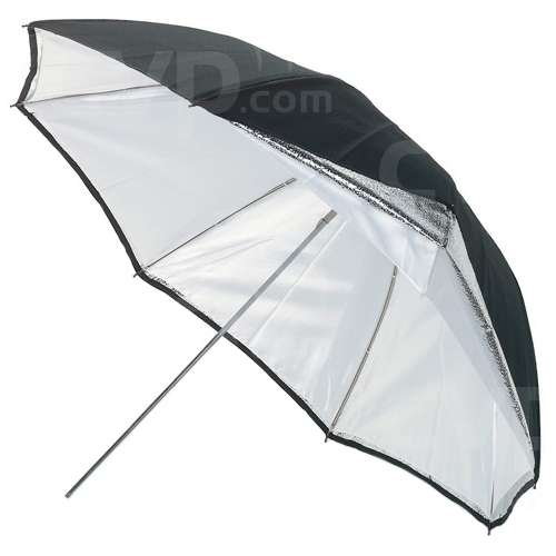 Bowens BW-4036 (BW4036) Photographic Umbrella Silver/White 90cm (36