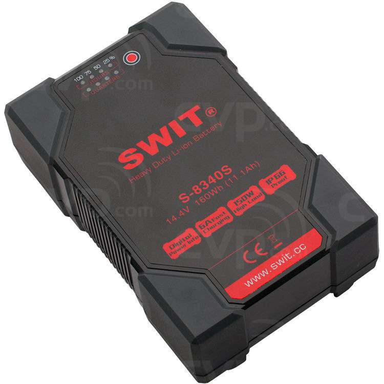 Swit Electronics S-8340S (S8340S) 160Wh Heavy Duty Digital Battery Pack