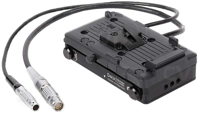 209200 Alexa Mini D-Box with V-Mount