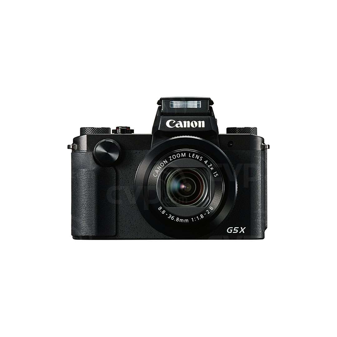 Canon PowerShot G5 X 20.2 MP Digital Camera CMOS Sensor